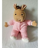 "Vtg Eden Arthur Baby Sister Kate 15"" Plush DollStuffed Animal Toy Pink S... - $32.12"