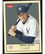 2005 Fleer Tradition #99 Derek Jeter - $3.00
