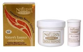 Natures Essence Gold Fairness Bleach Cream-Aromatherapy Beauty Solution 43 gm - $5.93