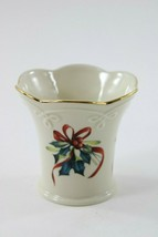 Lenox Winter Greetings Candle Holder 3.25inch - $20.85