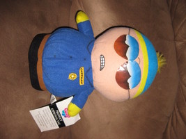 "SOUTH PARK CARTMAN POLICEMAN PRE-PRODUCTION SAMPLE Plush 11"" RARE PROMO ... - $99.99"