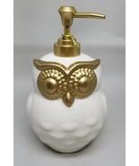 Decorative Owl Lotion Dispenser - $20.39