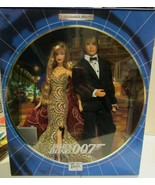 Barbie & Ken James Bond 007 Collector Edition  NRFB - $71.25