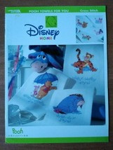 Leisure Arts Pooh Towels For You Disney Home Pooh Collection - $3.50