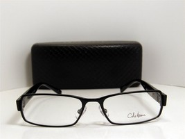 Hot New Authentic Cole Haan Eyeglasses CH 203 BLACK CH203 BK 53mm - $71.24