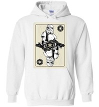 Ace Of Stormtrooper Hoodie New - $32.99+