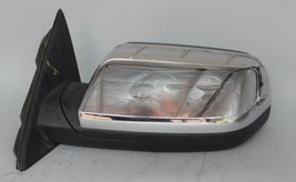13 14 15 16 Ford Flex Left Chrome Driver Side Power Door Mirror Oem - $346.49