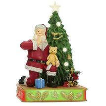 Hallmark Keepsake Ornament 2019 Year Dated Once Upon Santa Claus with To... - $24.54