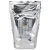 NOW Sports Nutrition, Carbo Gain Powder (Maltodextrin), Rapid Absorption, Energy - $47.58