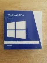 Microsoft Windows 8.1 Pro - Full Version - $140.08
