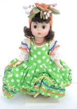"Vintage Madame Alexander 8"" Doll Friends From Foreign Lands * Brazil - $15.20"