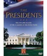 The Presidents (DVD, 2005) - $19.24