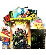 Avengers 13 Comic Lot Marvel #1 Hulk Thor Invaders Captain America Gambit - £19.98 GBP