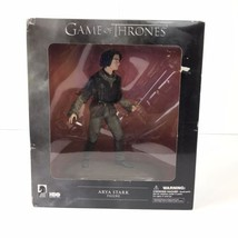Game of Thrones Arya Stark 7.5 Inch Statue Figure (New Other) Damaged Box - $22.21