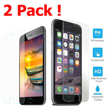 2 Pack Premium Real Screen Protector Tempered Glass Film For iPhone 6 6s... - $5.83+