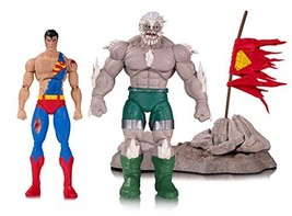 DC Collectibles The Death of Superman Doomsday & Superman Deluxe Action ... - $75.00