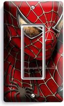 Amazing Spiderman Superhero Single Gfi Light Switch Wall Plate Boy Bedroom Decor - $8.99