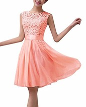 ZANZEA Women's Sexy Sleeveless Lace Cocktail Party Prom Slim A Line Shor... - $26.81