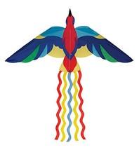 "In the Breeze Royal Bird Kite, 65"" Wingspan"