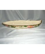 Vintage Relish Cerery Tray Franciscan China Stoneware Desert Rose USA NICE - $34.65