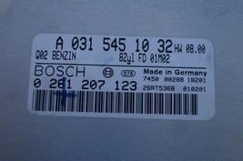 Mercedes Engine Control Unit Module ECU ECM 0315451032 A 031 545 10 32 image 2