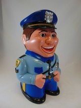 2001 The Original Cookie Jar Cop Fun-damental Animated Talking Get your ... - $39.59
