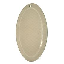 3 x 5 Oval Beveled Glass image 1