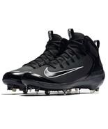 Nike 923428-001 Air Huarache Max Air (13) Leather Metal Cleats Spikes CL... - $38.00
