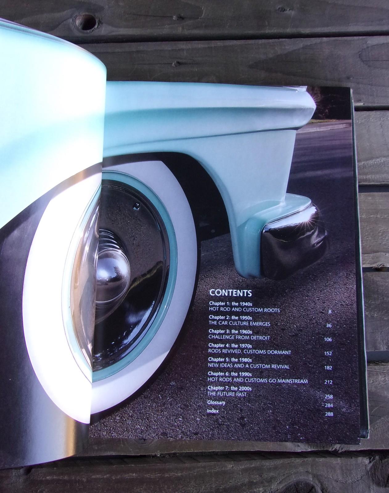 Hot Rod & Custom Chronicle Book High Tech and 50 similar items