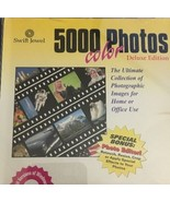 5000 Color Photos Deluxe Edition CD ROM Ultimate Collection for Home/Off... - $12.45