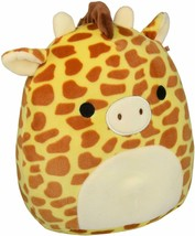 "Squishmallow Kellytoy 7"" Plush Doll (7"" Gary The Giraffe) - $11.28"