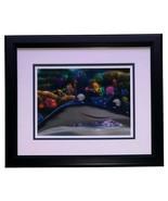 Finding Nemo Framed School Of Fish 11x14 Disney Commemorative Photo - $108.89