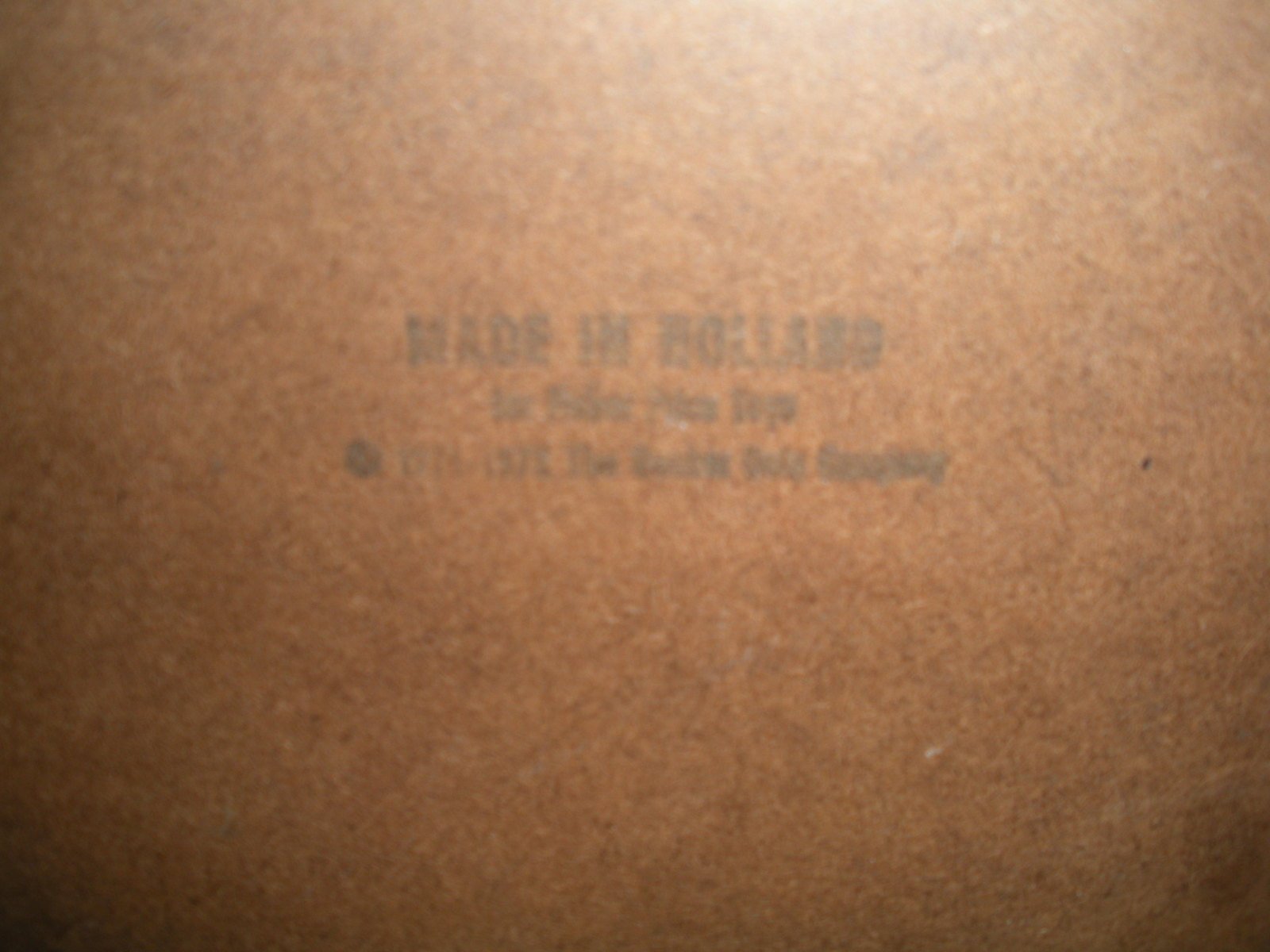 Vintage Fisher Price Pick Up 'N Peek #501 Barn Puzzle VG++-EXC (B) image 5
