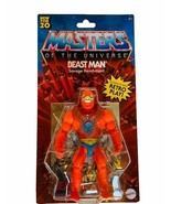 Beast Man He-man Masters of Universe Origins Action figure toy Unpunched... - $59.35