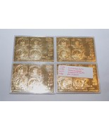 KISS GOLD CARDS 4 - $77.47