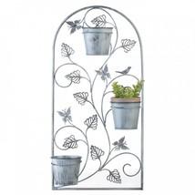 Butterfly Trellis With Flower Pots - €31,98 EUR