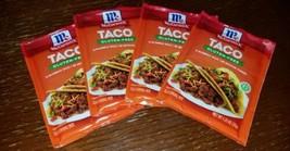 McCormick Gluten Free Taco Seasoning (Pack of 4) 1.25 oz Packets  - $9.39