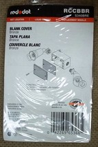 Red Dot RCCBBR S340BRE Blank Cover - $5.21