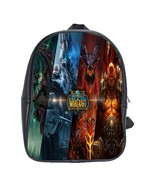 Scbag1312 backpack school bag world of warcraft video game in he thumbtall