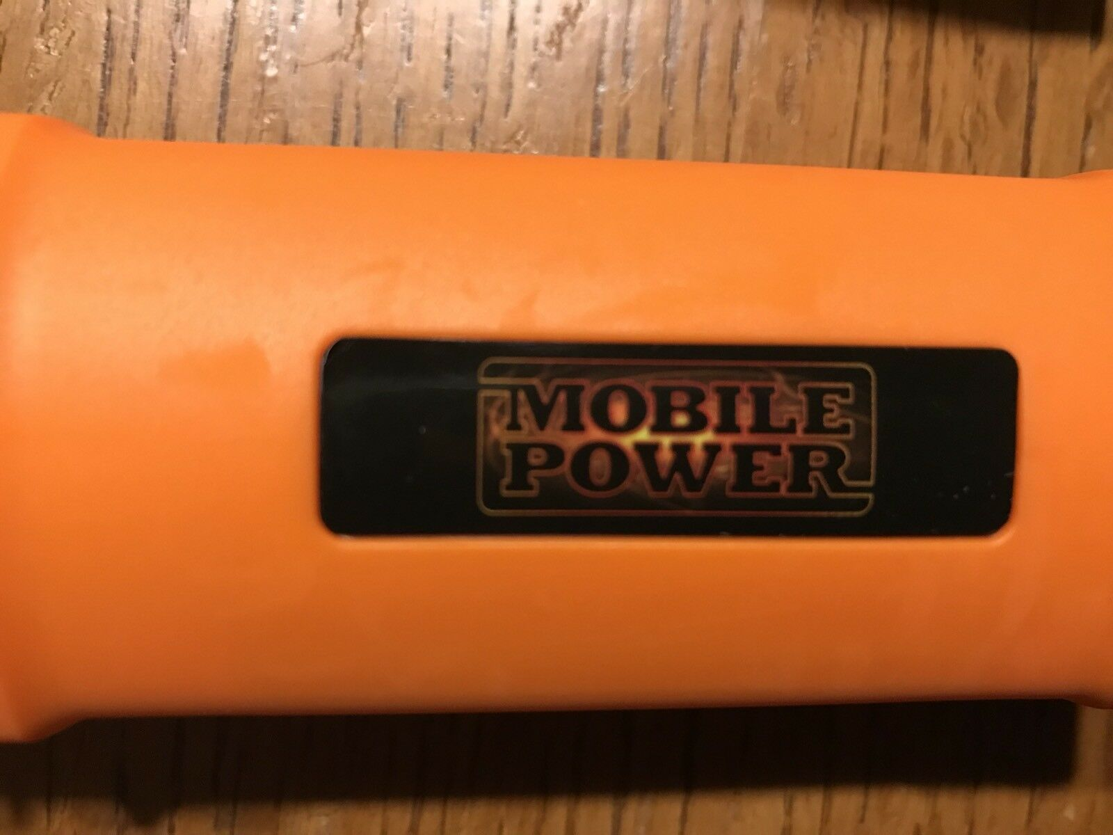 Mobile Power FL3022-Orange Rechargeable Emergency tool, 1 Pack