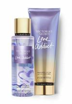 Victoria's Secret Love Addict Fragrance Lotion + Fragrance Mist Duo Set - $39.95