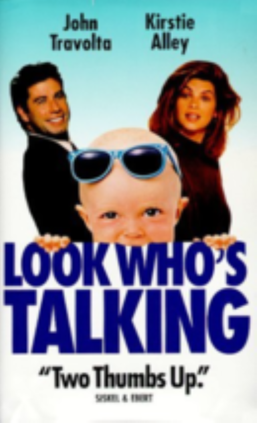 Look Who's Talking Vhs