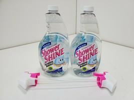 Scrubbing Bubbles Shower Shine Bathroom Spray Cleaner 32 FL OZ Lot of 2 ... - $25.73