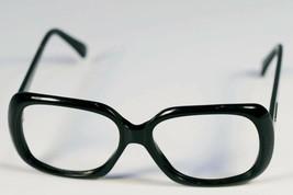 Fossil MILLIE Shiny Black Plastic Eyeglass Frames Designer Style Rx Eyewear - $11.93
