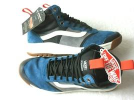 Vans Womens UltraRange Hi DI MTE Boots Gibraltar Sea Blue Marshmallow Size 8.5 - $67.31