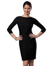 Spanx 236 Women's Bod-a-Bing! Black Jackie Dress Tummy Hiding Shapewear - $34.64+