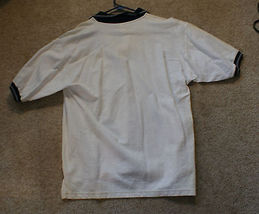 Used Previously Owned Minnesota Pole Type Shirt LA Loving Extra Large XL Stained image 10