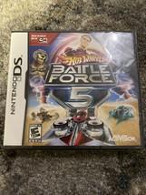 Hot Wheels Battle Force 5 DS - $17.81