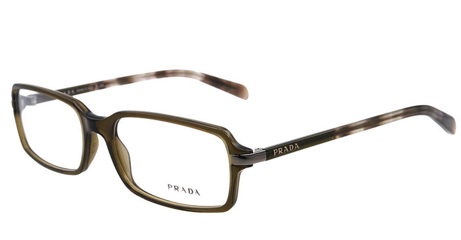e2b251caf5b4e Prada Eyeglasses 04N-A Olive 0AQ-101 Men s and 50 similar items