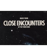 Music from Close Encounters of the Third Kind - Musicor Records - MUS-88... - $4.41